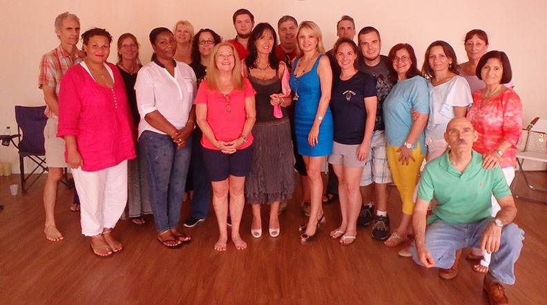 , Healing and Empowerment Circle, CarlaVanWalsum.com